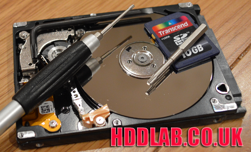 Hdd data recovery device